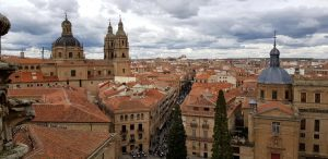 Salamanca. Catedral. Ieronimus.