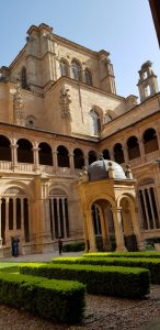 Salamanca. Convento de San Esteban. Claustro de los Reyes