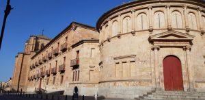 Salamanca. Colegio Fonseca.