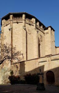 Salamanca. Convento de las Úrsulas