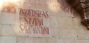 Salamanca. Universidad.