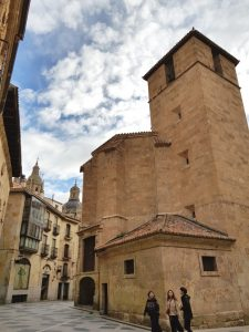 Salamanca. Iglesia de San Benito