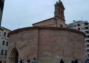 Salamanca. Iglesia de San Marcos.