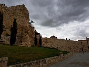 Salamanca. Muralla.