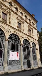 Salamanca. Palacio de La Salina.