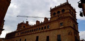 Salamanca. Palacio de Monterrey.