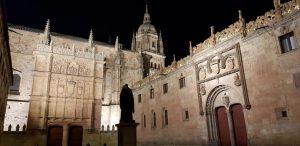 Salamanca. Patio de las Escuelas