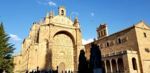 Salamanca. Convento de San Esteban.