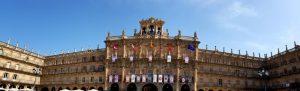 Salamanca. Plaza Mayor
