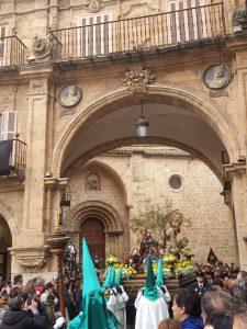 Salamanca. Procesión de Viernes Santo