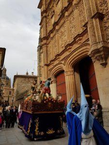 Salamanca. Procesión del Santo Entierro. Viernes Santo