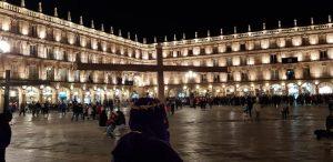 Salamanca. Procesión del Viernes Santo