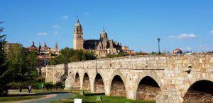 Salamanca. Puente Romano