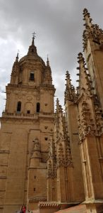 Salamanca. Torre de la Catedral.
