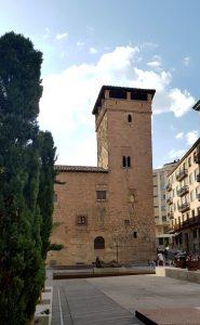 Salamanca. Torre del Aire