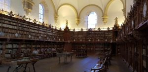 Salamanca. Universidad. Biblioteca