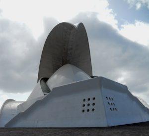 Santa Cruz de Tenerife. Auditorio.