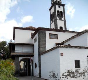 Santa Cruz de Tenerife. Iglesia de la Concepción.