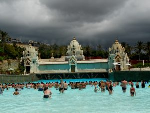 Siam Park. The Wave Palace.