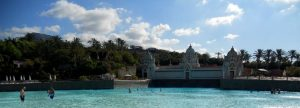 Siam Park. The Wave PAlace