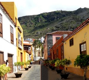 Tenerife. Garachico.