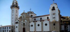 Candelaria. Basílica.