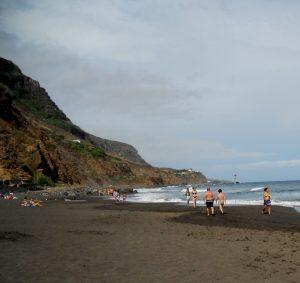 Tenerife. Playa del Socorro.
