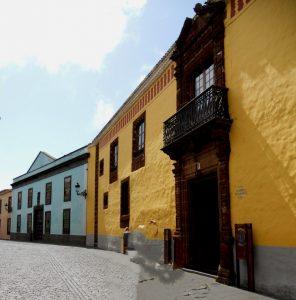 La Laguna. Calle San Agustín