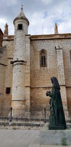 Tordesillas. Monumento a Juana I de Castilla