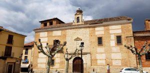 Toro. Plaza Mayor. Iglesia del Santo Sepulcro.