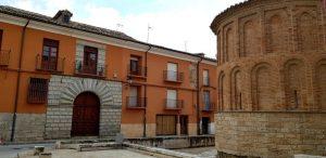 Toro. San Lorenzo el Real y Palacio de los Condes de Fuentesauco