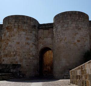 Zamora. Puerta o Arco de Doña Urraca