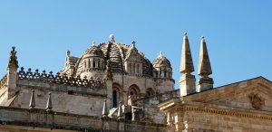 Zamora. Cimborrio de la Catedral.