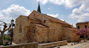 Zamora. Iglesia de San Cipriano.