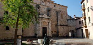 Zamora. Iglesia de San Pedro y San Ildefonso.