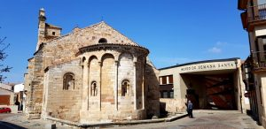 Zamora. Iglesia de Santa María La Nueva y Museo de la Semana Santa