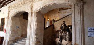 Zamora. Palacio de los Condes de Alba y Aliste