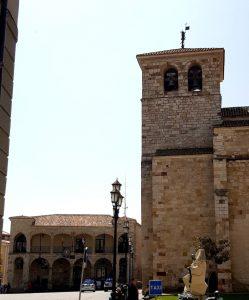 Zamora. Plaza Mayor