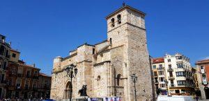 Zamora. Plaza Mayor. San Juan de la Puerta Nueva