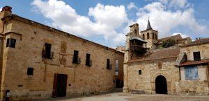 Zamora. Plaza de Santa Lucía