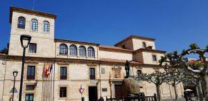 Zamora. Palacio de la Diputación