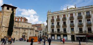 Zamora. Plaza de la Constitución.