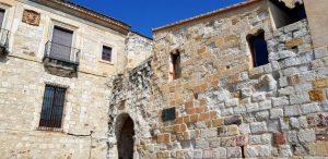 Zamora. Palacio Episcopal y Casa del Cid.