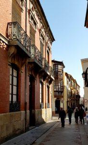 Zamora. Rúa de los Francos