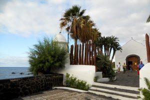 Puerto de la Cruz. Ermita de San Telmo