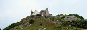 Bretaña. Isla de Brehat. Capilla Saint Michel