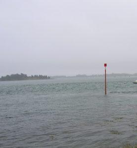 Bretaña. Golfo de Morbihan