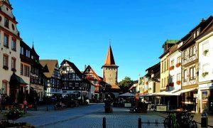 Gengenbach. Alemania