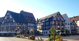Gengenbach. Plaza del Ayuntamiento
