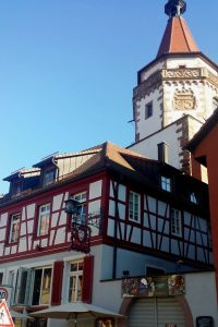 Gengenbach. Torre Niggel
